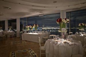 Sala Roccia - Banquets room in Hotel Cetus